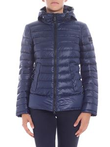 "Peuterey - ""Utah"" blue down jacket"