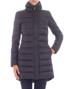 "Peuterey - ""Sobchak MQ"" black down jacket"