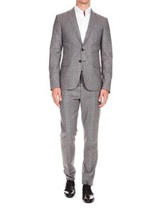 Dsquared2 - Prince of Wales wool suit