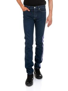 Givenchy - Dark blue cotton jeans