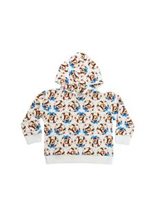 Gucci - Cream sweatshirt with Bambi prints