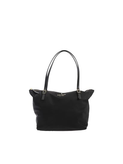 "Kate Spade - ""Maya"" black shoulder bag"
