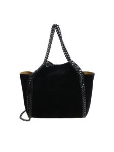 "Stella McCartney - ""Falabella Mini"" black bag"