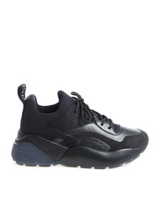 Stella McCartney - Black technical fabric sneakers