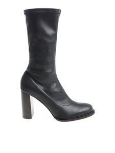 Stella McCartney - Black stretch boots