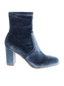 """Steve Madden - """"Avenue"""" blue ankle boots"""
