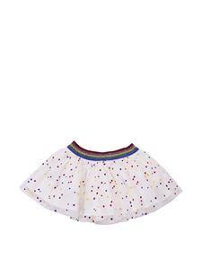 Stella McCartney Kids - Tulle skirt with polka dots