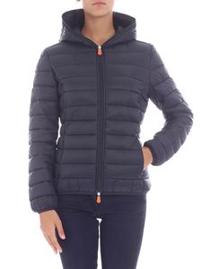 Save the duck - Quilted black down jacket