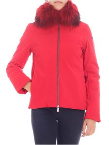 "RRD Roberto Ricci Designs - ""Winter K"" red down jacket"