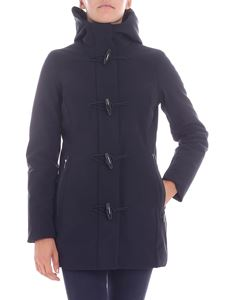 "RRD Roberto Ricci Designs - ""Winter Montgomery"" black down jacket"