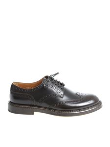 Doucal's - Scarpa Derby Brogue marrone