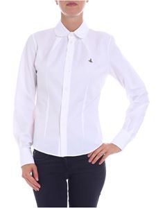 Vivienne Westwood  - White shirt with club collar