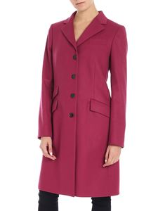 Paul Smith - Cyclamen-colored wool and cashmere coat