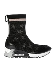 "Ash - ""Lakes"" black ankle boots"