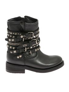 "Ash - ""Tempt"" black ankle boots"