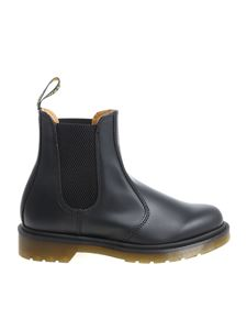 "Dr. Martens - ""Chelsea boot Smooth"" black ankle boots"