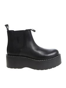 """Windsor Smith - """"Lyle"""" black ankle boots"""