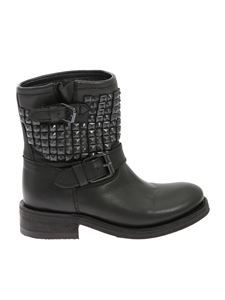 "Ash - ""Tennesse"" black ankle boots"