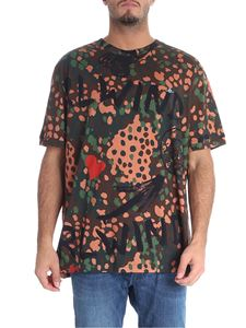 Vivienne Westwood  - T-shirt girocollo camouflage multicolor