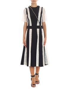 Stella McCartney - Silk and lace dress