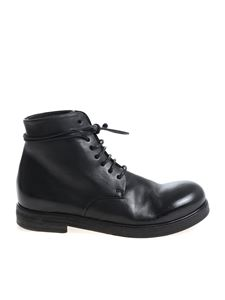 "Marsèll - ""Zucca Zeppa"" black high shoes"