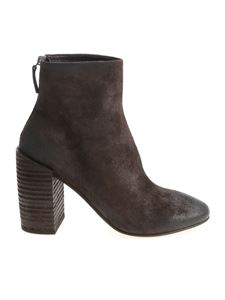 """Marsèll - """"Taporsolo"""" brown ankle boots"""