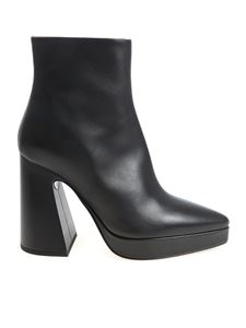 Proenza Schouler - Black pointy ankle boots