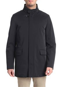 Fay - Black padded coat