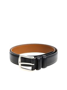 Andrea D'Amico - Blue leather belt