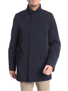Fay - Blue padded coat
