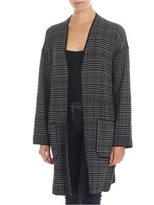 "Tommy Hilfiger - ""Tedra"" black and white cardigan"