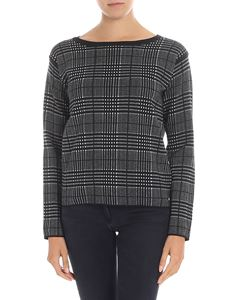 """Tommy Hilfiger - """"Tedra"""" black and white pullover"""