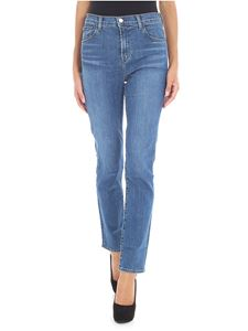 "J Brand - ""Ruby 30"" light blue jeans"