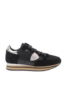 "Philippe Model - Sneaker ""Tropez Higher"" nera"