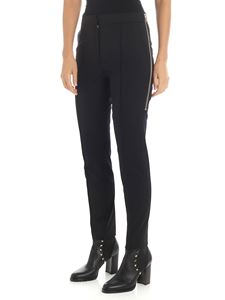 Alexander Wang - Black trousers with veins