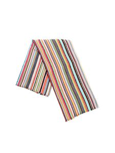 Paul Smith - Multicolor wool scarf