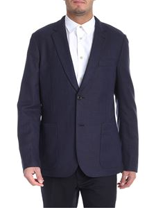 Paul Smith - Giacca due bottoni blu