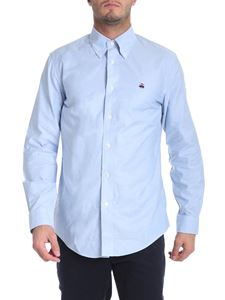 Brooks Brothers - Light blue button down shirt