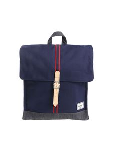 "Herschel Supply Co. - Zaino ""City"" blu"