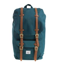 "Herschel Supply Co. - Zaino ""Lil Amer"" verde scuro"