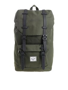 "Herschel Supply Co. - Zaino ""Lil Amer M"" verde"