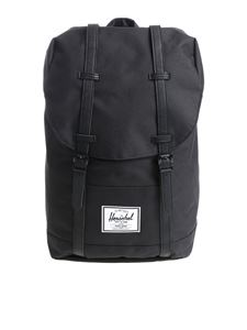 "Herschel Supply Co. - Zaino ""Retreat"" nero"