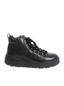 "Woolrich - ""Hiker"" black shoes"