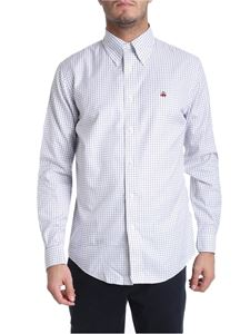 Brooks Brothers - White button down twill shirt