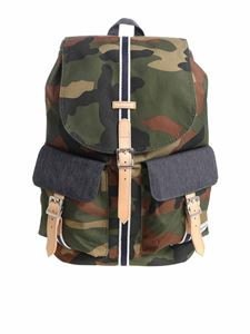 "Herschel Supply Co. - Zaino ""Dawson"" camouflage"