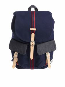 "Herschel Supply Co. - Zaino ""Dawson"" blu"