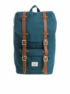 "Herschel Supply Co. - Zaino ""Lil Amer M"" verde scuro"