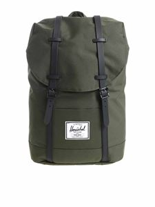 "Herschel Supply Co. - Zaino ""Retreat"" verde"