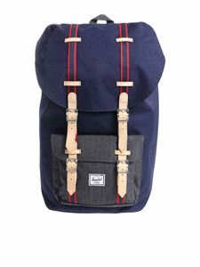 "Herschel Supply Co. - Zaino ""Lil Amer"" blu"