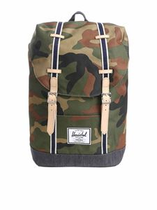 "Herschel Supply Co. - Zaino ""Retreat"" camouflage"